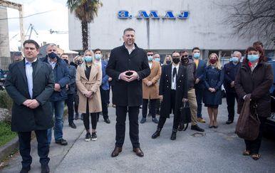 Josip Ostrogović službeni HDZ-ov kandidat za gradonačelnika Rijeke