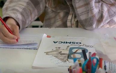 Učionica, ilustracija - 1