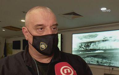 Zoran Ničeno, načelnik Uprave za granicu