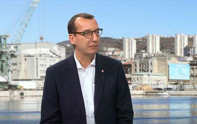 Marko Filipović, kandidat za gradonačelnika Rijeke