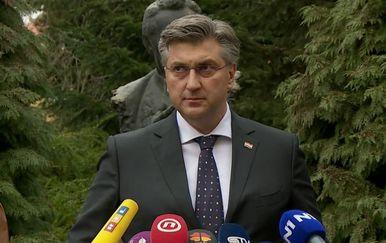 Andrej Plenković u Osijeku