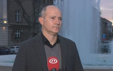 Mihael Furjan, predsjednik HUP-a