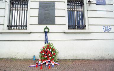 Položeni vijenci i upaljene svijeće u znak sjećanja na žrtve raketiranja Zagreba (Foto: Arhiva/Luka Stanzl/Pixsell)
