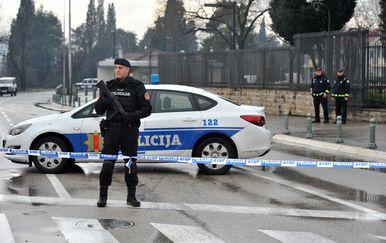 Crnogorska policija, arhiva (Foto: AFP)