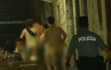 Golotinja na balkonu - 750 kn kazne (Foto: Dnevnik.hr) - 1