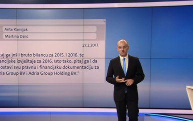 Analiza Mislava Bage (Foto: Dnevnik.hr)