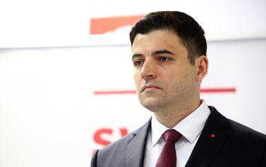 Davor Bernardić (Foto: Matija Habljak/PIXSELL)