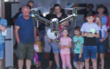 Osijek Dron Expo (Foto: Davor Javorovic/PIXSELL)