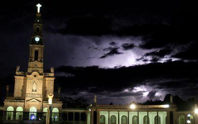 Nebo iznad Fátime/Ilustracija (Foto: AFP)