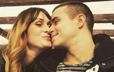 Arsenije Stanović i Anastasija Lašmanova (Foto: Facebook)