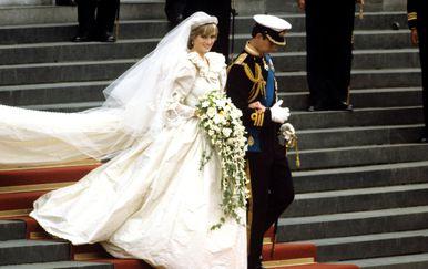 Princeza Diana Spencer i princ Charles 1981. godine