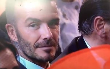 David Beckham (Foto: Screenshot)