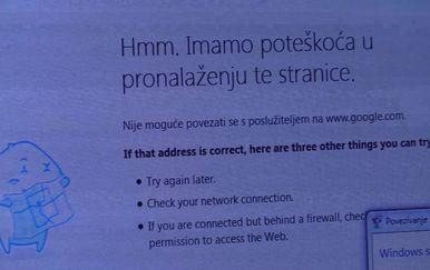 Najsporiji i najskuplji internet (Foto: Dnevnik.hr) - 2