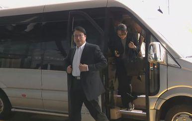 Kineska delegacija u Zagrebu (Foto: Dnevnik.hr)