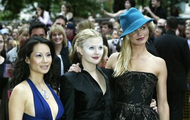 Drew Barrymore, Cameron Diaz, Lucy Liu (Foto: Getty Images)