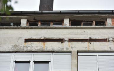 Eksplozija u zgradi u naselju Prečko (Foto: Pixsell,Davorin Visnjic) - 3