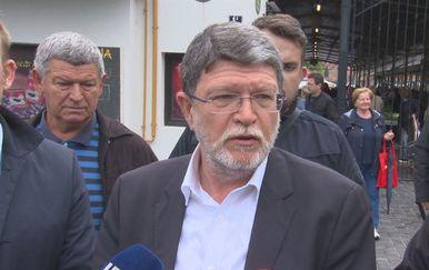 Tonino Picula, kandidat SDP-a na izborima za Europski parlament (Foto: Dnevnik.hr)