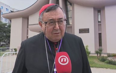 Kardinal Vinko Puljić (Foto: Dnevnik.hr)