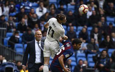 Zinedine Zidane i Gareth Bale (Foto: AFP)