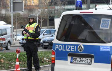 Njemačka policija (Foto: AFP)