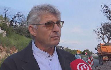 Ante Miličić, načelnik Općine Podgora (Foto: Dnevnik.hr)