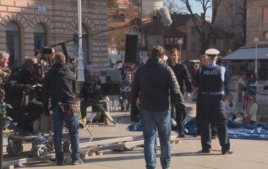 Snimanje filma u Zagrebu (Foto: Dnevnik.hr) - 2