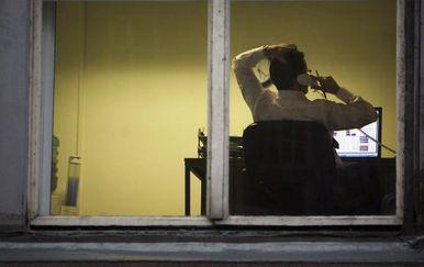 Muškarac na poslu, ilustracija (Foto: Getty images)