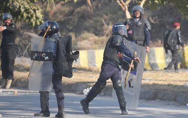 Policija u Pakistanu (Foto: AFP)