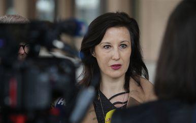 Predsjednica stranke Start Dalija Orešković (Foto: Dalibor Urukalovic/PIXSEL)
