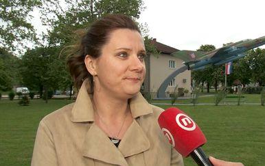 Kći Rudolfa Perešina Daliborka Perešin Kekelić (Foto: Dnevnik.hr)