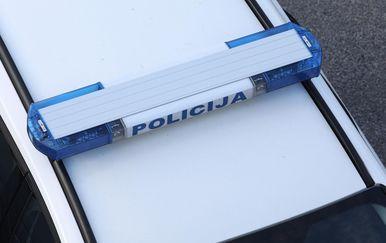 Policijski automobil, ilustracija (Foto: Patrik Macek/PIXSELL)