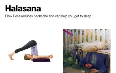 Pijana joga (Foto: sadanduseless.com) - 6