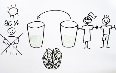 Znanost je dokazala je li čaša zaista polupuna ili ipak poluprazna