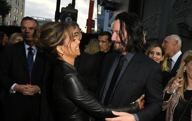 Keanu Reeves, Halle Berry (Foto: Getty Images)
