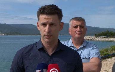 Nositelj liste MOST-a za EU izbore Božo Petrov (Foto: Dnevnik.hr)
