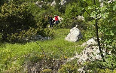 Tijelo pronašao HGSS: Pao sa stijene visoke 30 metara i poginuo (Foto: HGSS)