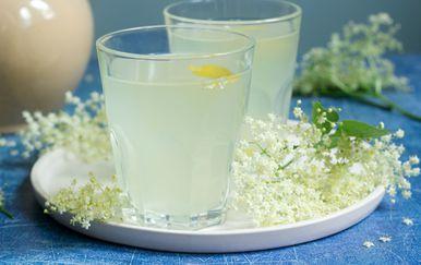 Bazga-džin idealno je piće za proljeće