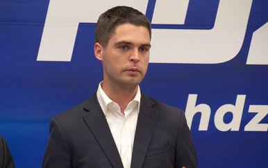 Nositelj liste na EU izborima Karlo Ressler (Foto: Dnevnik.hr)