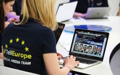 Europski izbori na internetu