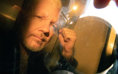 Julian Assange (Foto: AFP)