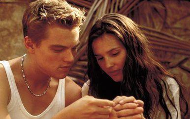 Virginie Ledoyen i Leonardo DiCaprio (Foto: Getty Images)
