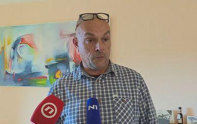 Svemir Obilinović, načelnik Općine Nerežišće (Foto: Dnevnik.hr)