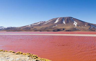 Crvena laguna u Boliviji - 4