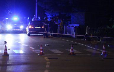 Prometna nesreća u Zagrebu (Foto: Marko Prpic/PIXSELL)