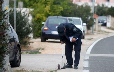 Policajac (Foto/Arhiva: Dusko Jaramaz/PIXSELL)