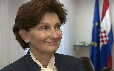 Predsjednica DIP-a Ana Lovrin (Foto: Dnevnik.hr)