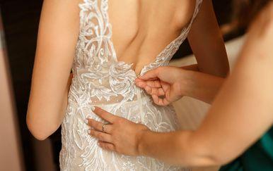 Mladenka i vjenčana kuma