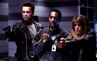 Arnold Schwarzenegger i Linda Hamilton (Foto: Profimedia)