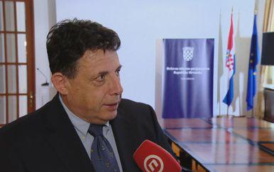 Đuro Sessa, predsjednik Državnog izbornog povjerenstva (Foto: Dnevnik.hr)