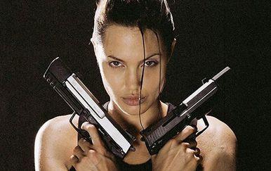 Lara Croft (Foto: Instagram)